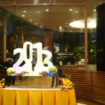 Sheraton Hotel Surabaya – The Longest Buffet In Town New Year 2013