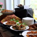 Buffet Lunch Tempo Doeloe Reborn di Ayola La Lisa Surabaya