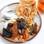Nasi Babat Cumi Madura Surabaya