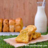 Buttermilk Toast & Garlic Bread Bule Gundul Java